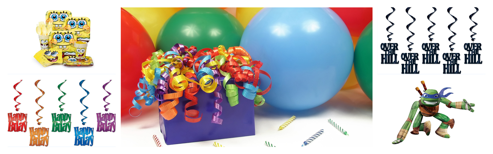 Party supplies in Bemidji Minnesota, Blackduck, Cass Lake, Bagley, Fosston, Park Rapids, Grand Rapids MN