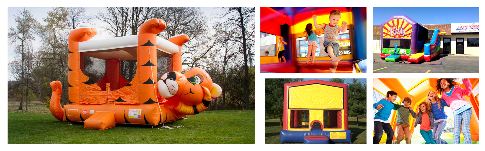 Bounce House rentals in Northern Minnesota