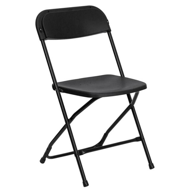 Where to find Black Folding Chair in Bemidji