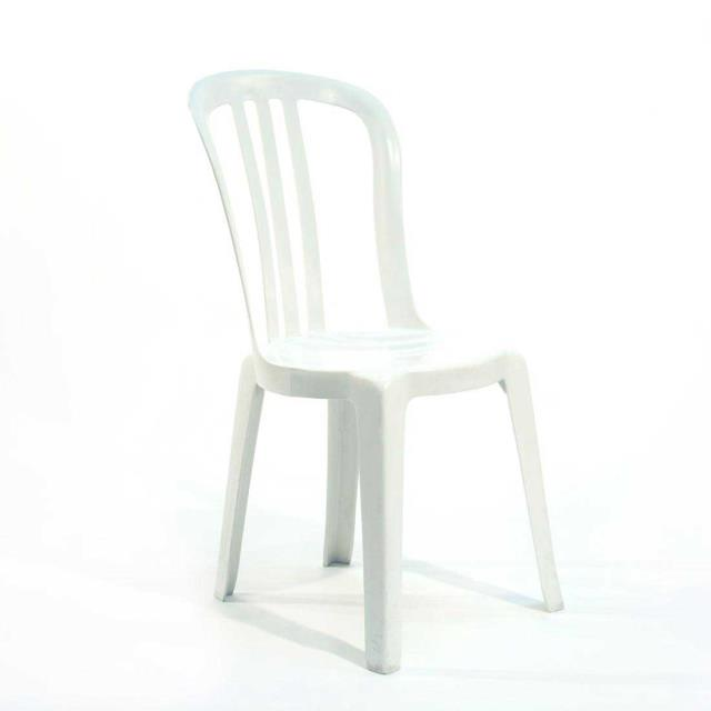 Where to find White Plastic Patio Chair in Bemidji