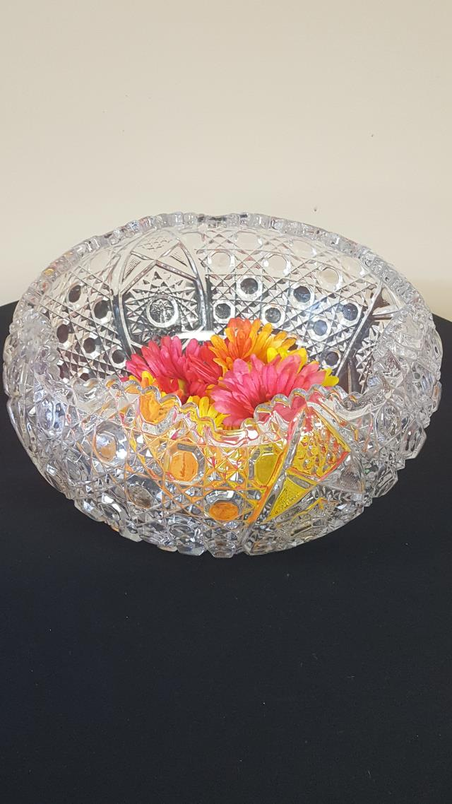 Where to find 11 Quart Glass Punch Bowl in Bemidji