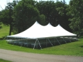 Rental store for 40  X 80  Tent in Bemidji MN