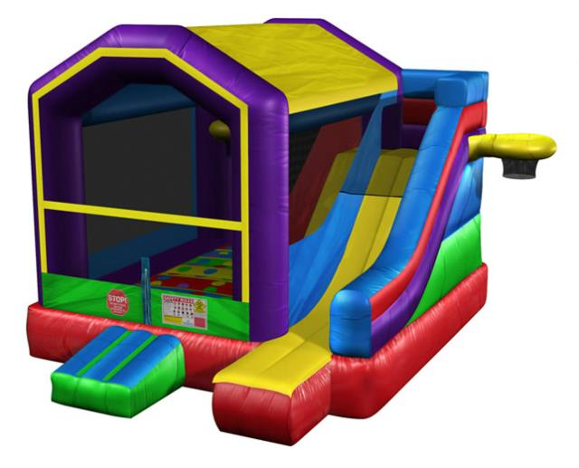 Where to find 5 in 1 Bounce Inflatable in Bemidji