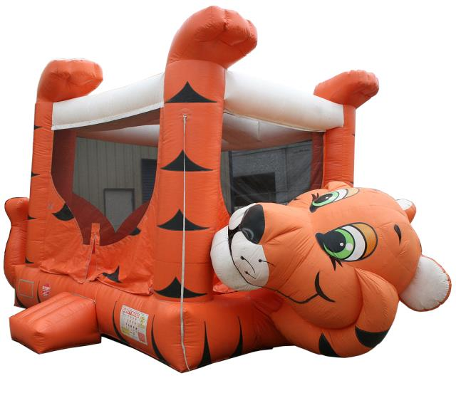 Where to find Tiger Belly Bounce Inflatable in Bemidji