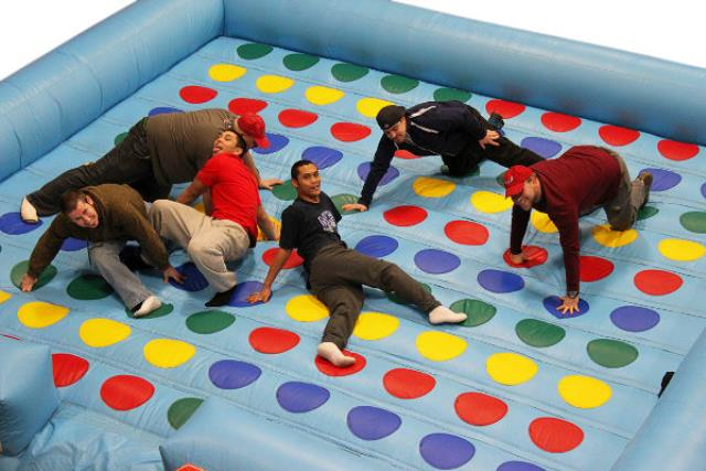 Where to find Entanglement Inflatable  Twister in Bemidji