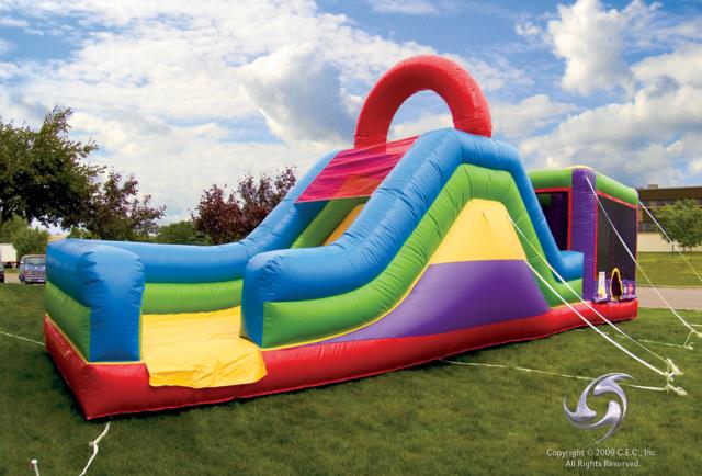 Where to find Wacky 3 in 1 Bounce Inflatable in Bemidji