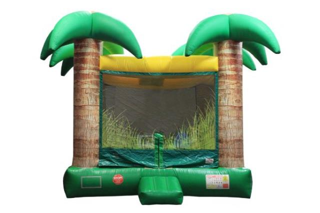 Where to find Tropical Palm Tree Bounce Inflatable in Bemidji