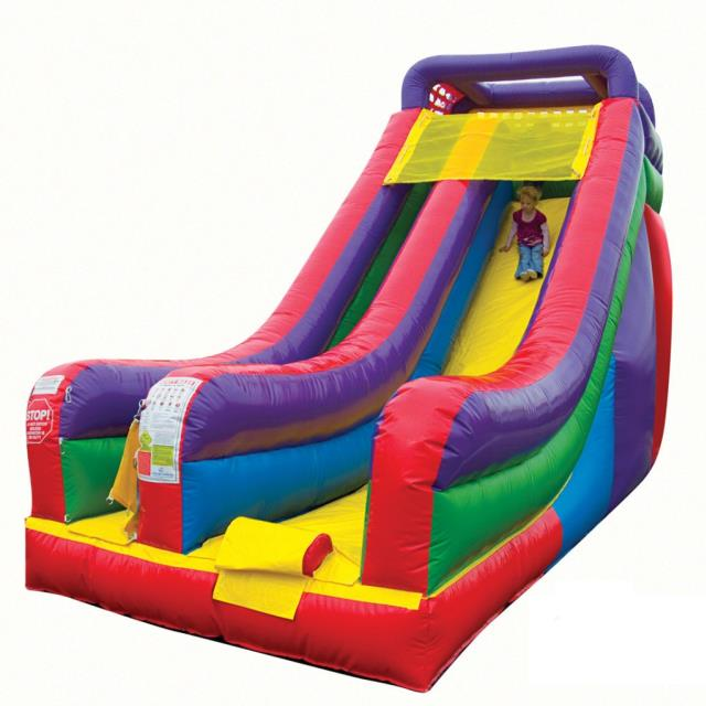 Where to find 18  Deluxe Slide Inflatable in Bemidji