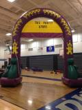 Rental store for Personalized Inflatable Arch in Bemidji MN