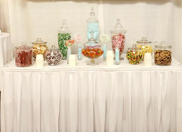 Candy Buffet Glassware Rentals Bemidji Mn Where To Rent