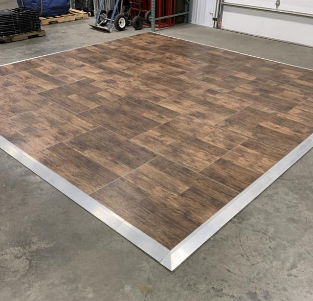 Where to find 15  x 15  Indoor Outdoor Dancefloor in Bemidji