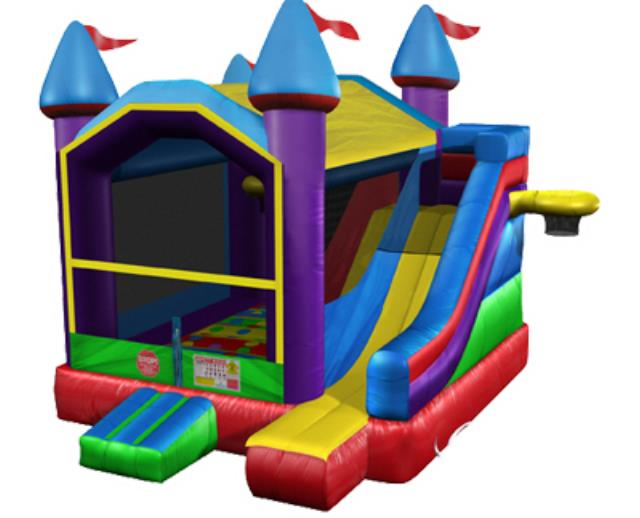 Where to find 5 in 1 Bounce Castle in Bemidji