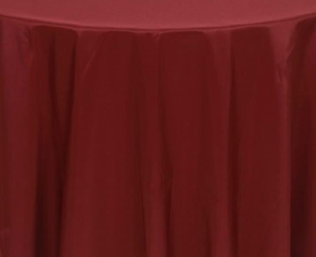 Where to find Burgundy 60 x120  Banquet Linens in Bemidji