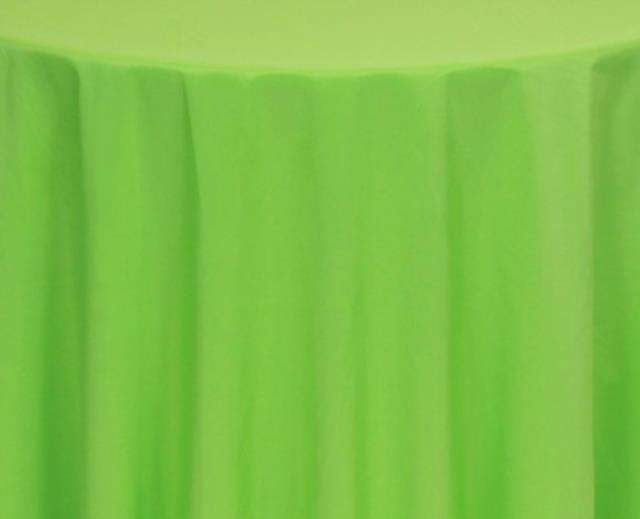 Where to find Lime 60 x120  Banquet Linens in Bemidji