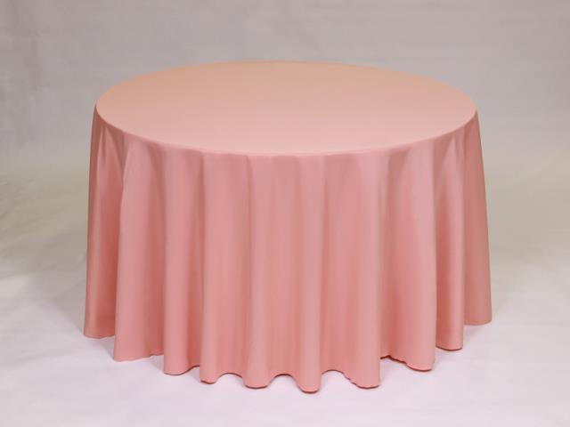 Where to find Coral 90  Round Linens in Bemidji
