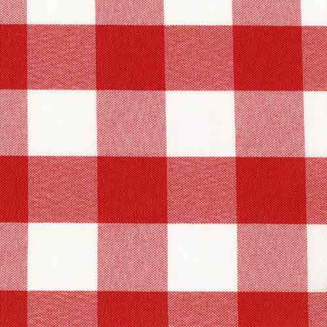 Where to find Red Check 60 x120  Banquet L in Bemidji