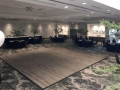 Rental store for 21 x 21  Smoked Oak Dancefloor in Bemidji MN